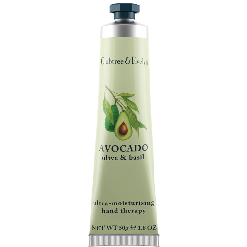 Crabtree & Evelyn Avocado Hand Therapy Krém na ruce 50g